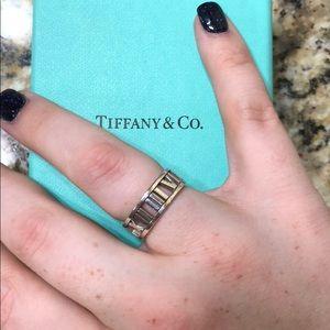 Tiffany and Co Atlas Ring